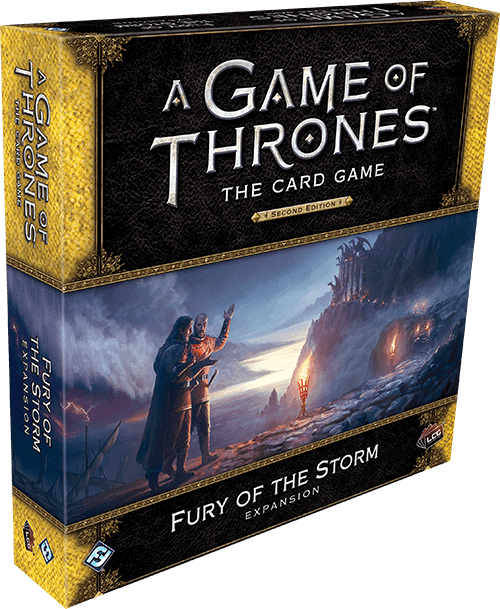 fury of the storm - scantrell24