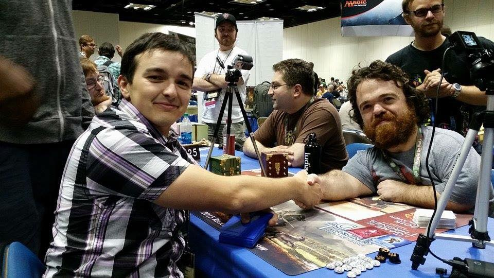 From Montreal to Gencon, a story of a Kingslayer Runner-up