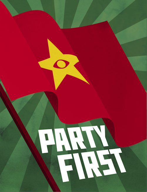 Party First Released!